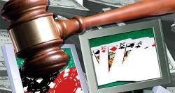νόμος και ίντερνετ πόκερ