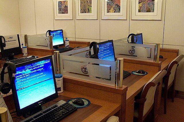 Internet-Cafes