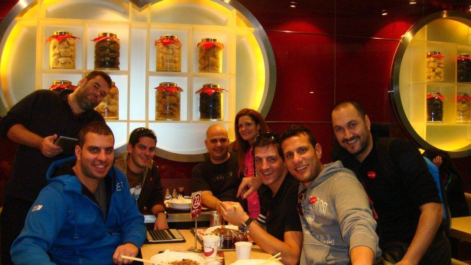 Δεκα Έλληνες στο Μακάο για το APPT