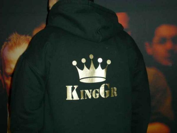 Χάρης «KingGr» Tσαούσης