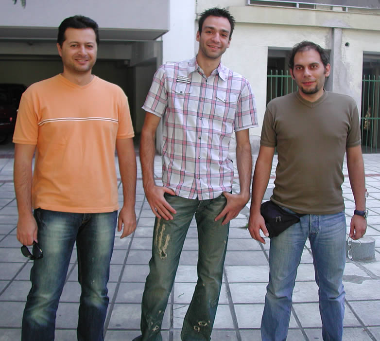 poliscas, Mannerboy και baskont