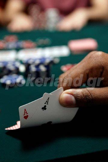 αρχάριοι σε τουρνουά πόκερ