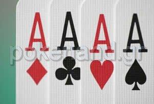 άσοι στο πόκερ