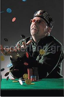 Ο Ντέϊβ αγωνίζεται σε επαγγελματικό επίπεδο με το πόκερ από τις αρχές της δεκαετίας του 90