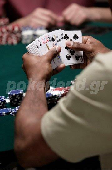 Τουρνουά πόκερ: το Zone System του Χάρινγκτον