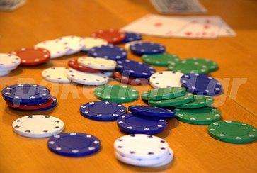 παρτίδα πόκερ