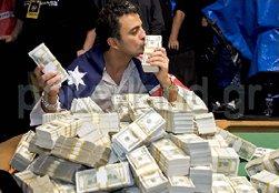 Online προκριματικά τουρνουά πόκερ (Satellites)