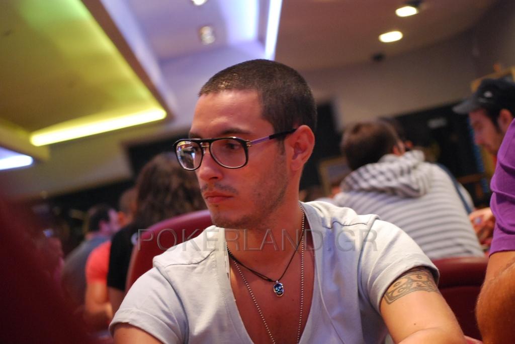 γιωργος μαυρουλιας loutraki poker series