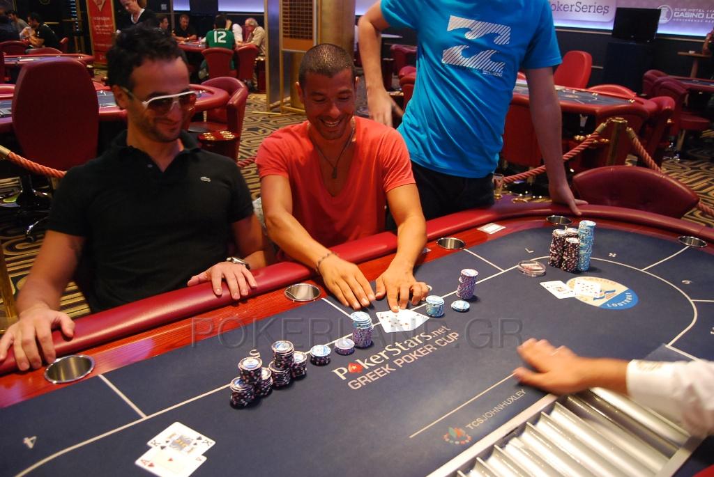 loutraki poker series final hand