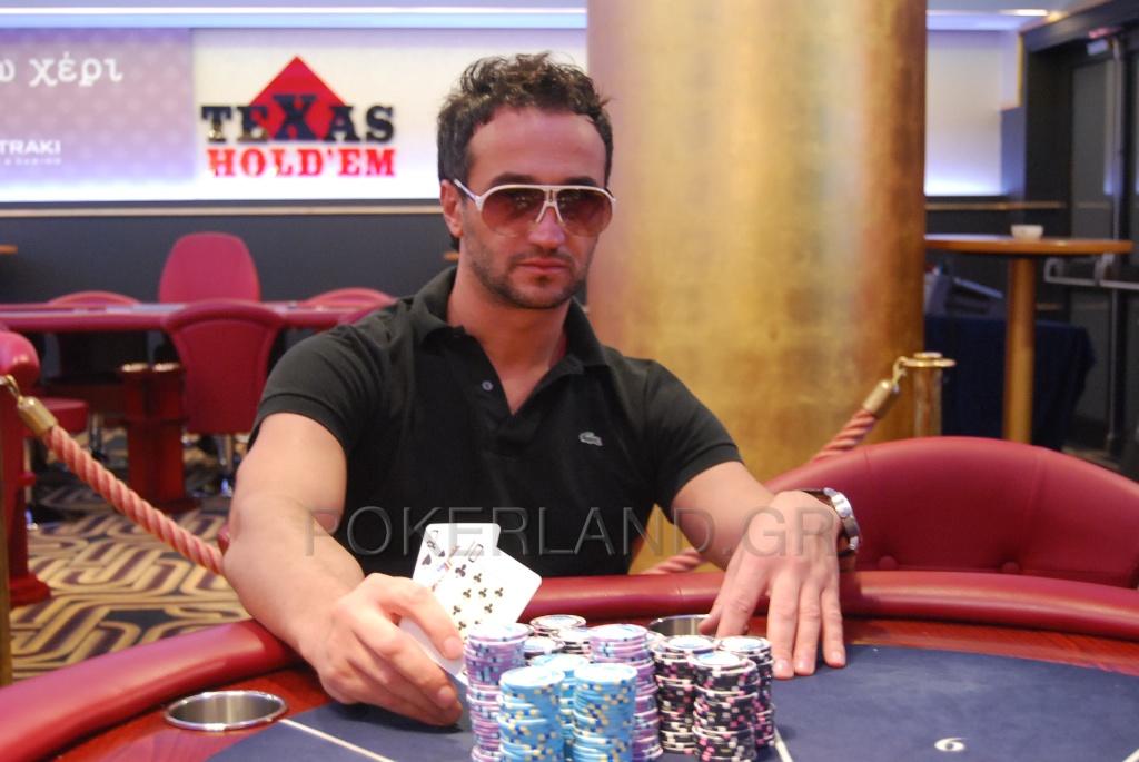 αναστασιος κοτσαρης loutraki poker series