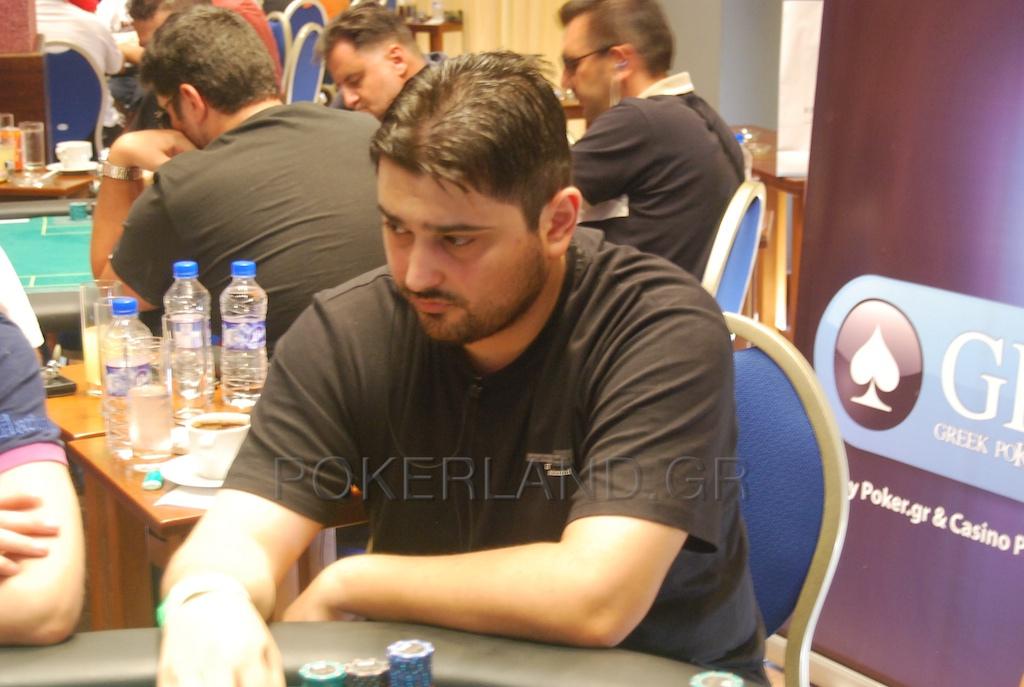 καραπουλουτιδης greek poker masters