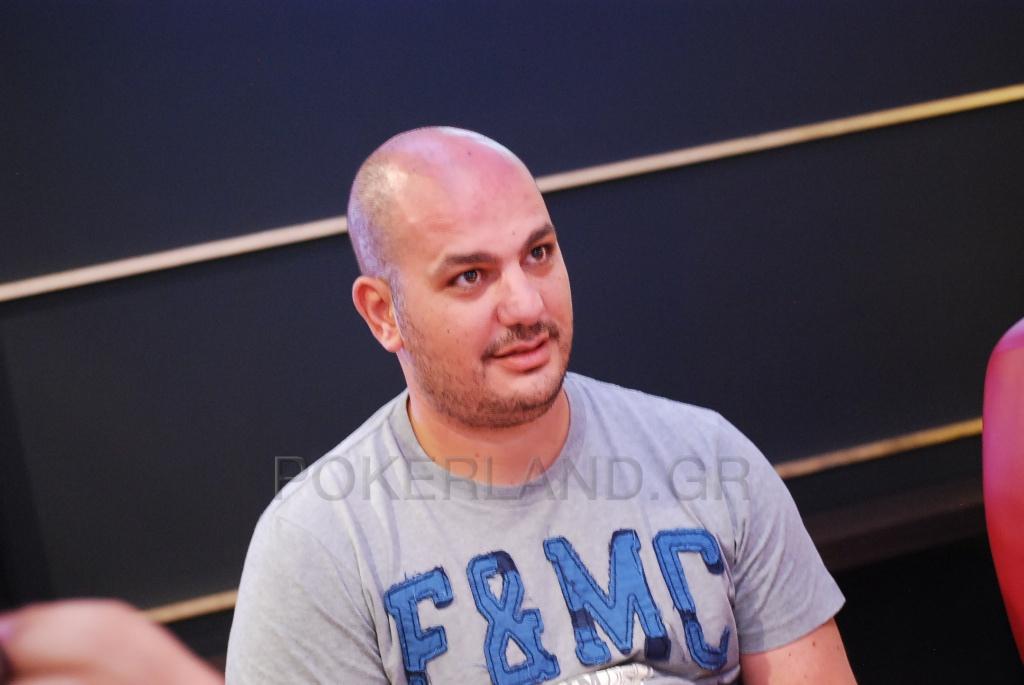 γιαννης τριανταφυλλακης loutraki poker series