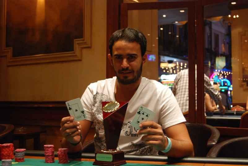 mixalis irakleous cyprus poker tour