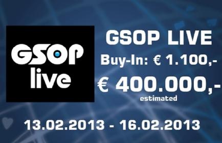 GSOPlive Vienna