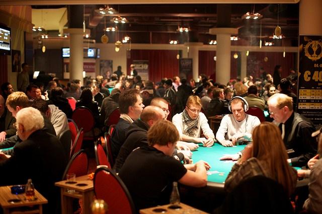Montesino poker room