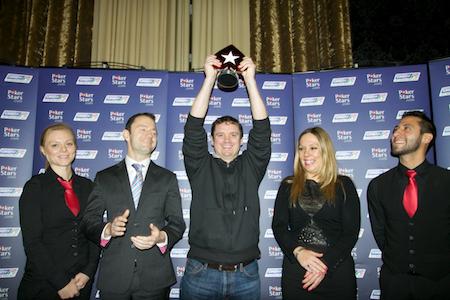 Ο Finneran νικητής του UKIPT Cork