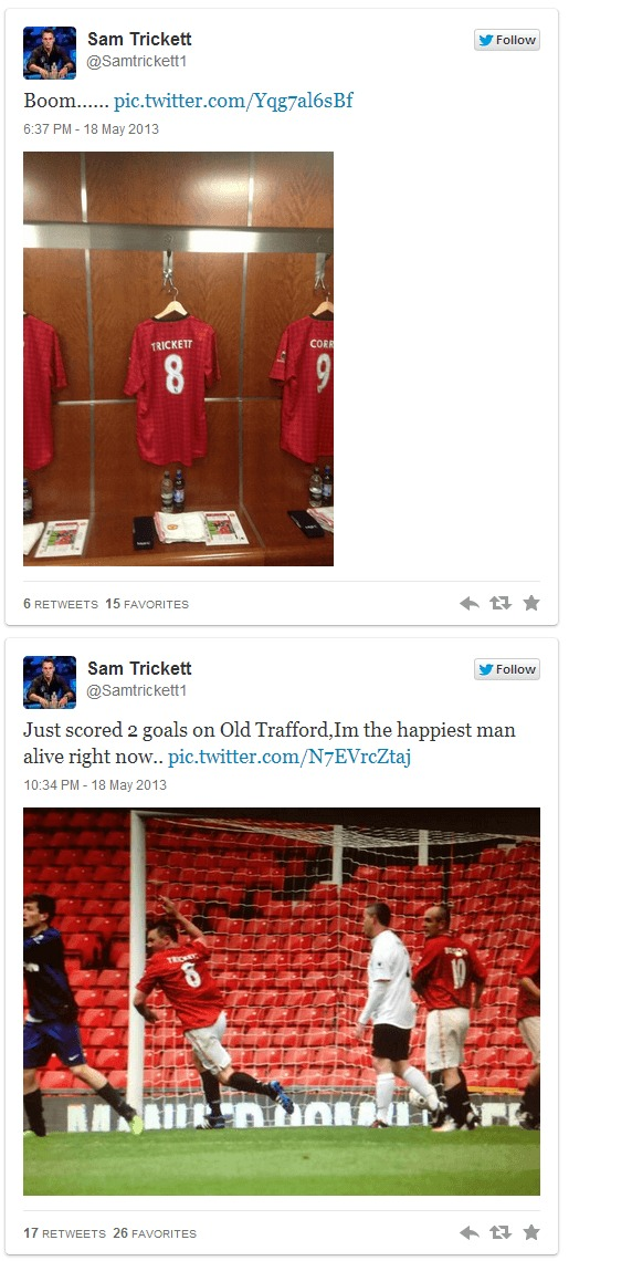 Trickett United