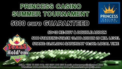 princess summer tournament