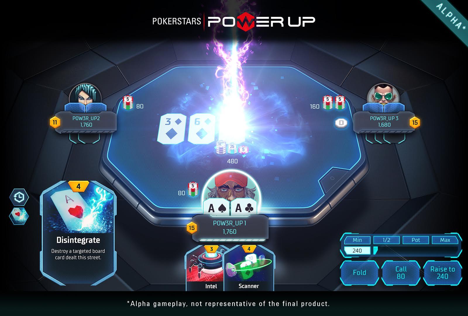 Pokerstars Power Up