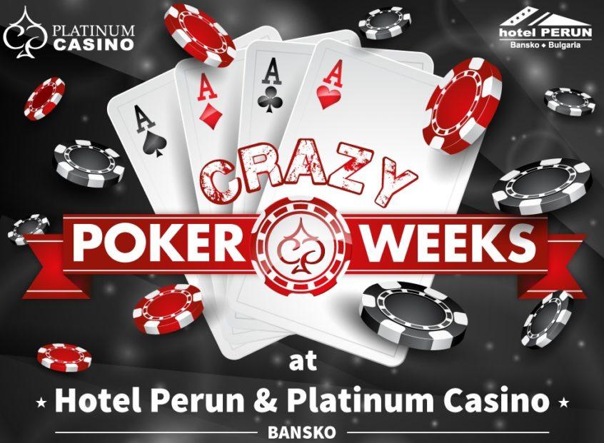 poker weeks